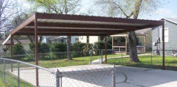 large stand alone carport san antonio carport patio