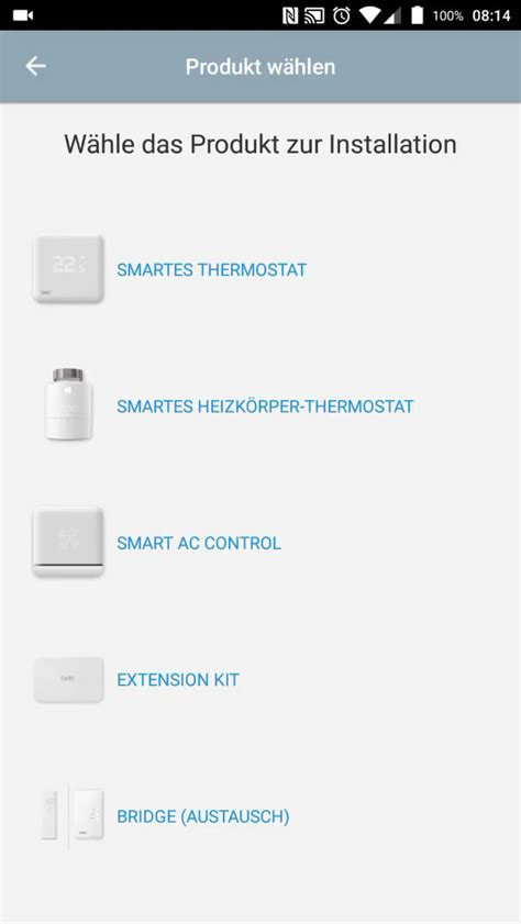 android application installation tado 176 smarte heizungssteuerung mit guter app