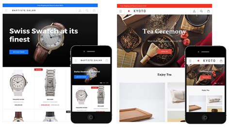 21 best responsive shopify themes for 2018 make a
