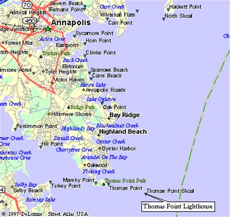 map of maryland lighthouses chesapeake bay lighthouses map pictures to pin on