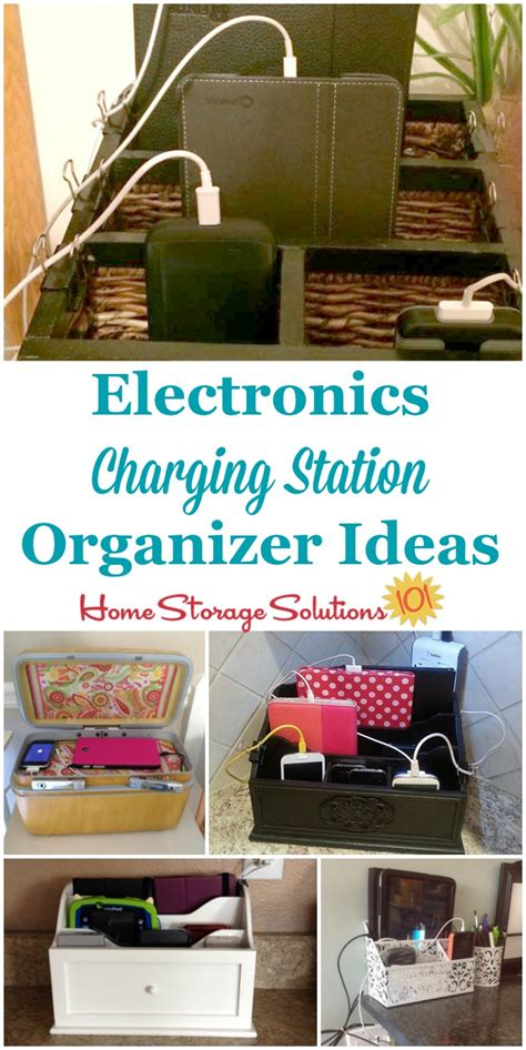 charging station organizer diy diy charging station organizer diy project