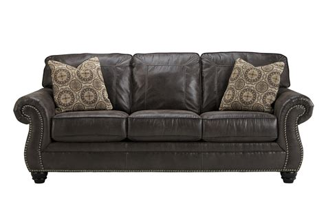 charcoal sectional sofa breeville charcoal sofa