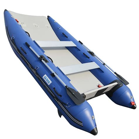inflatable boats ebay bris 11 ft inflatable catamaran inflatable boat dinghy