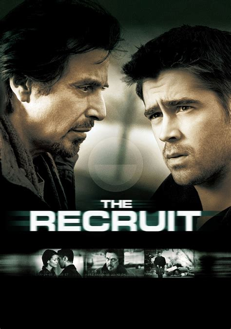 The Recruit 2003 Film The Recruit Movie Fanart Fanart Tv