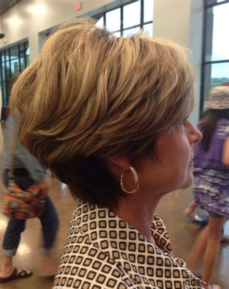 stylizacje hairstyles instagram short tapered haircut for older women i like this but i