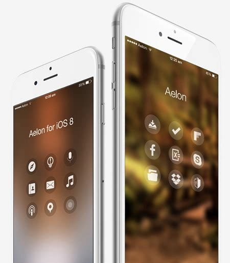 themes winterboard iphone 6 the best winterboard themes for ios 8 iphone 6 and iphone