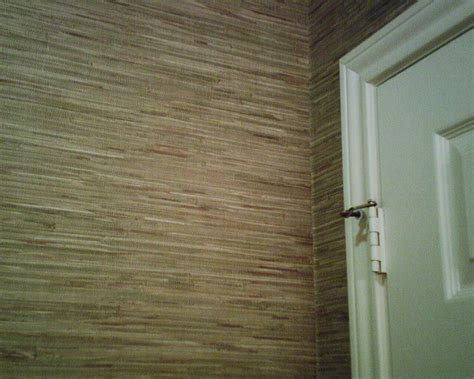 grasscloth wallpaper bathroom can grasscloth wallpaper be used in a bathroom 2017