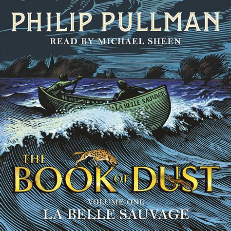 la belle sauvage the michael sheen to narrate the audiobook for phillip pullman s la belle sauvage