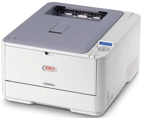 Printer Laserjet Oki okidata c330dn laser printer refurbexperts