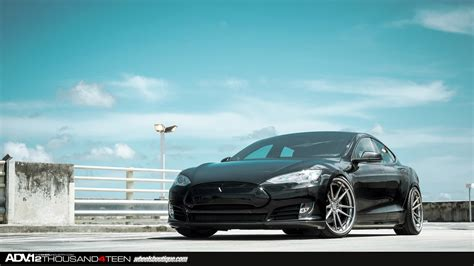 Tesla Model S Us Tesla Model S P85d Adv5 2 Track Spec Cs Polished Titanium
