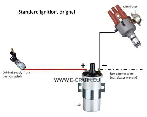 distributor resistor installation e spark