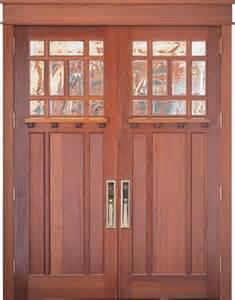 Craftsman Exterior Door Summit Woodworking Custom Craftsman Doors Exterior Craftsman Doors Fir Craftsman Doors Jatoba