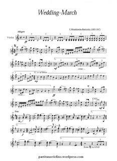 The Slap: partituras para tlecado e violino