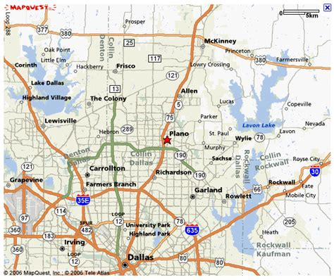 map dallas texas surrounding area pediatric physicians serving frisco and dallas areas