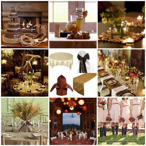 Western Wedding Ideas   Romantic Decoration