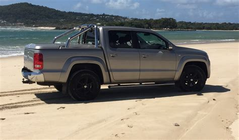vw jeep again looking 2014 volkswagen amarok highline review loaded 4x4