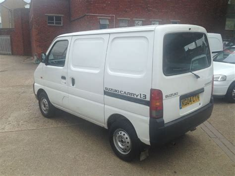 Suzuki Carry Vans 302 Found