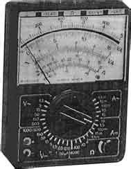 Avo Meter Analog hari faisal rahman avometer multimeter