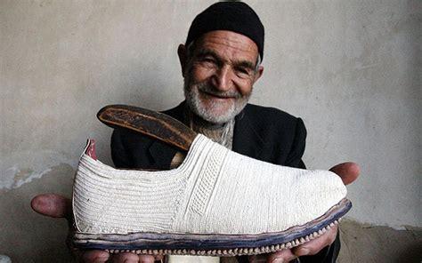 Sandal Original Isran Isrin giveh cotton shoe made by nalbinding giveh klash