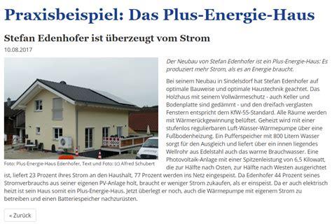 www energie haus presse adlerhaus