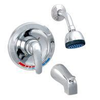 bathtub hardware parts tub and shower faucet 1 handle style tyree parts and