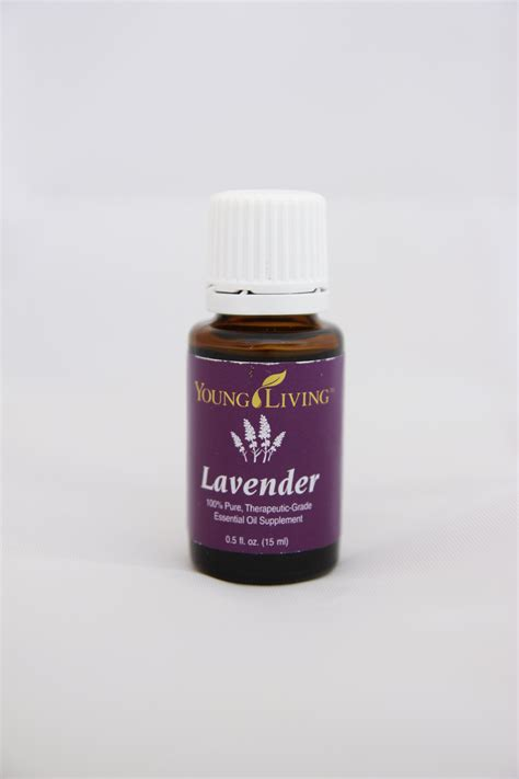 Living Lavender lavender living essential oils