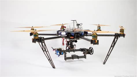 drone lift test