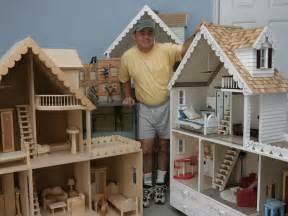 Wooden barbie doll house plans barbie doll houses at walmart best