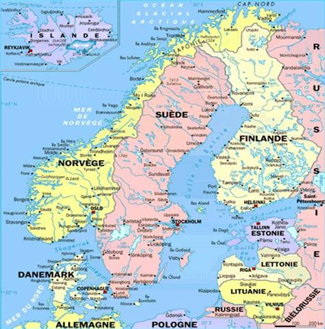 pays nordique arts et voyages