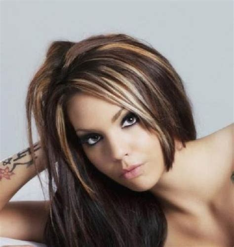 is highlighted hair dated black hair with highlights 2013