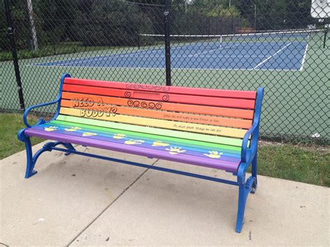the buddy bench arlington heights christian s buddy benchchristian s