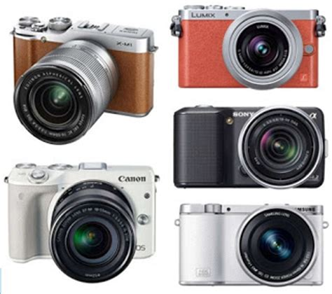 Kamera Mirrorless Sony Termurah daftar harga kamera mirrorless terbaik dan perbedaan