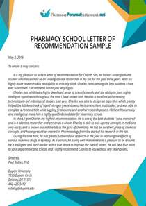 Recommendation Letter For Zoology Accounting Section Materials