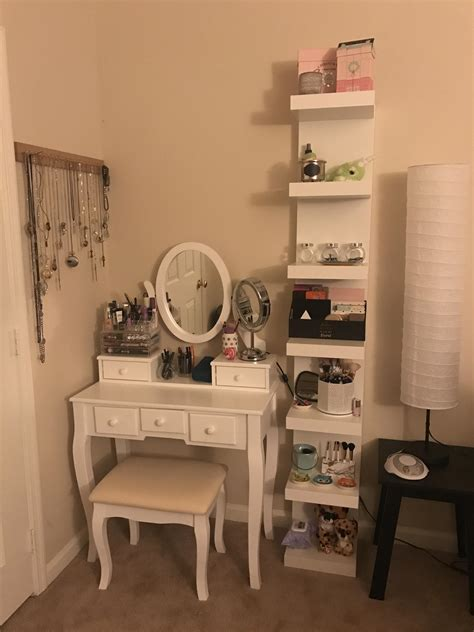 Makeup Vanity Reddit Vanity Area Makeuporganization