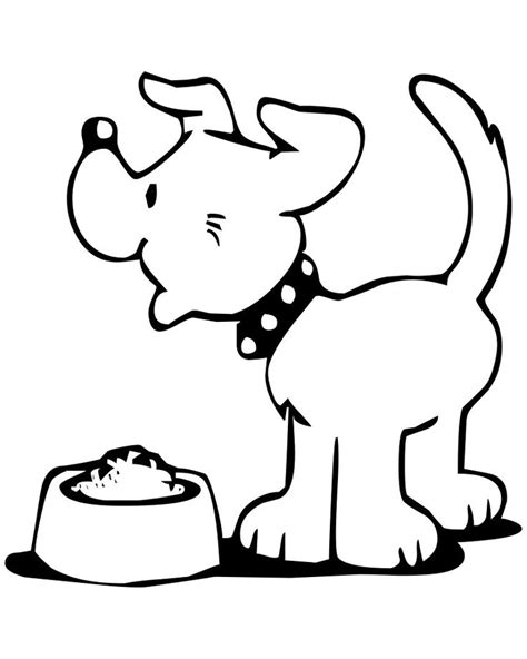 coloring pages of puppy paws dog paws coloring page preschoolers coloring pages