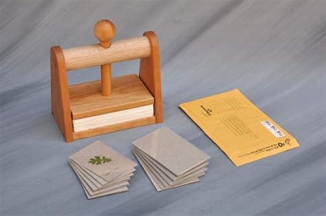 leaf press tyler morris woodworking flower press kit