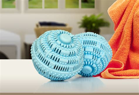 Sharper Image Gift Card Balance - naturally cleaning laundry balls set of 2 sharper image