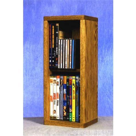 Small Dvd Shelf wood shed small capacity 2 shelf cd dvd rack oak 215