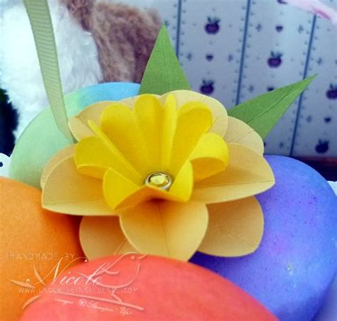 How To Make Paper Daffodils - 97 best handmade flowers tutorials images on