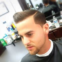 10 Effective Comb Over Fade Hairstyles For Men