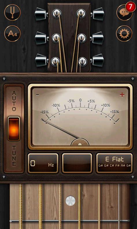Tuner Gitar 2 aplikasi tuner gitar android terbaik untuk gitaris