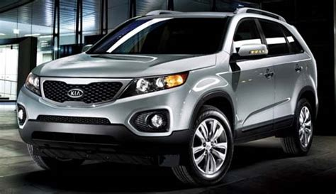 Kia Small Suv Models 2010 Kia Sorento Suv Auto Reviews