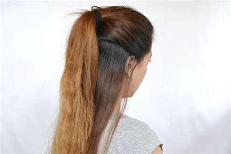 how to do half ponytail hairstyles 7 half ponytail hairstyles woman fashion nicepricesell com