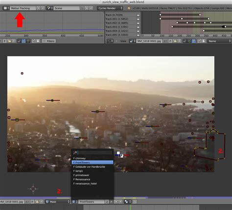 tutorial blender motion tracking ia chair of information architecture 187 blog archive