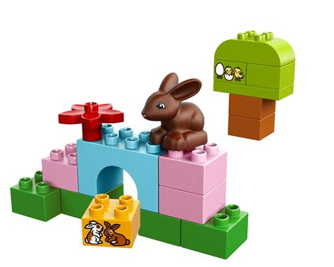 Lego 10571 Duplo All In One Pink Box Of lego duplo 174 all in one box of pink 10571 free shipping new ebay