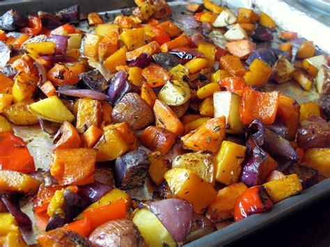 honey roasted vegetables recipe dishmaps