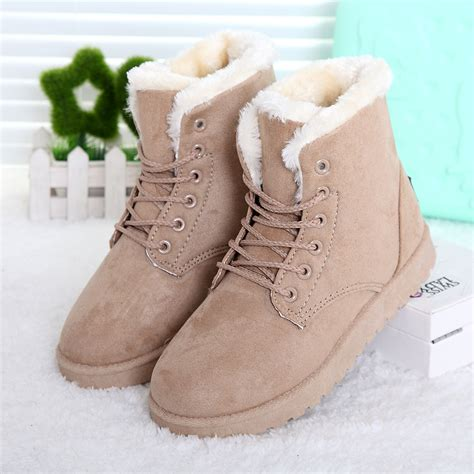 warm snow boots for botas femininas boots 2015 new arrival winter