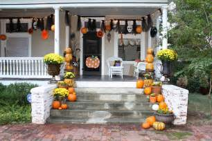 Halloween Front Porch Decorations Our Southern Nest Whimsical Halloween Decorations
