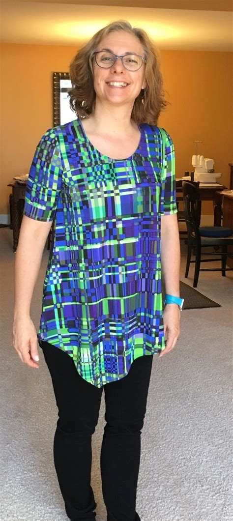 kimberly swing stylearc kim swing top pattern review by globalmom