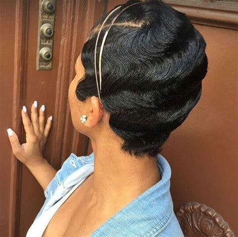 rods and finger wave hair styles 25 finger waves styles how to create style finger waves